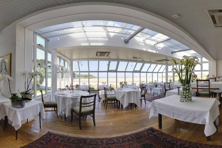 Restaurant - Hôtel de la Plage - Plonévez-Porzay