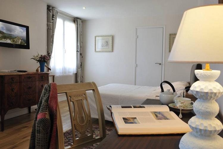 Classic Double Room - Hôtel de la Plage - Plonévez-Porzay