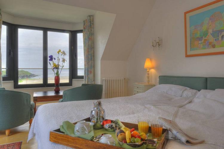 Deluxe Double Room - Hôtel de la Plage - Plonévez-Porzay