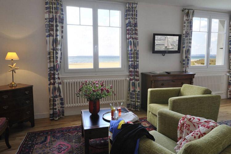 Apartment with Sea View - Hôtel de la Plage - Plonévez-Porzay