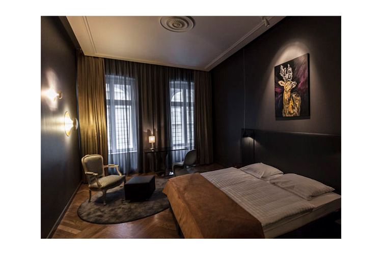 Classic Room - Casati Budapest Hotel - Budapest