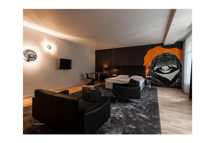 Cool Room - Casati Budapest Hotel - Budapest