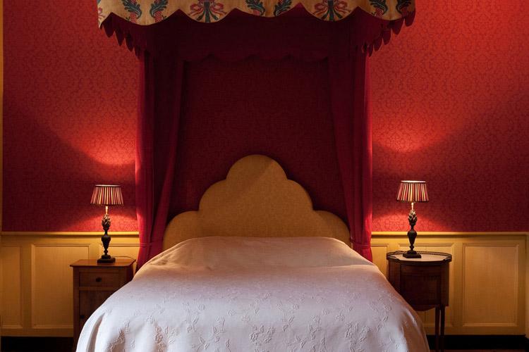 Victor Hugo Room - Château de la Ballue - Bazouges-la-Pérouse