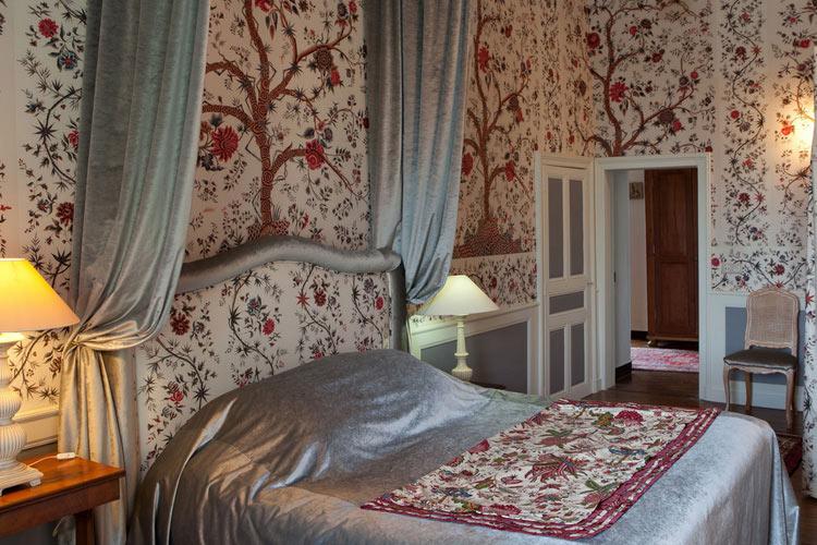 Perse Room - Château de la Ballue - Bazouges-la-Pérouse