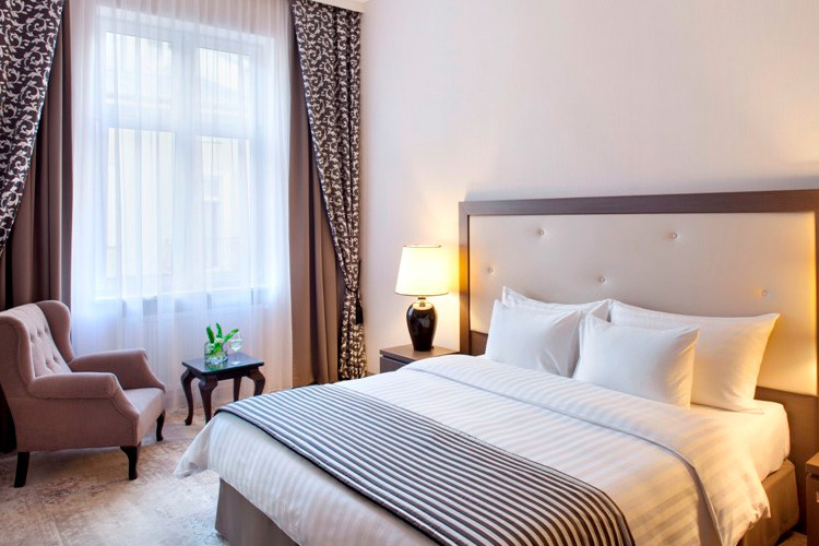 Classic Room - Metropolitan Boutique Hotel - Cracow