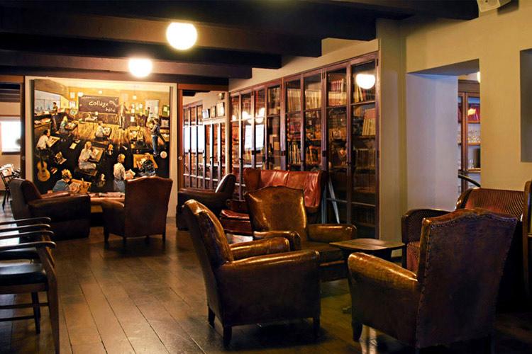 Bar - Hotel le Collège - Lyon