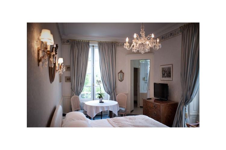 Chez Marie Room - Château d'Apigné - Le Rheu