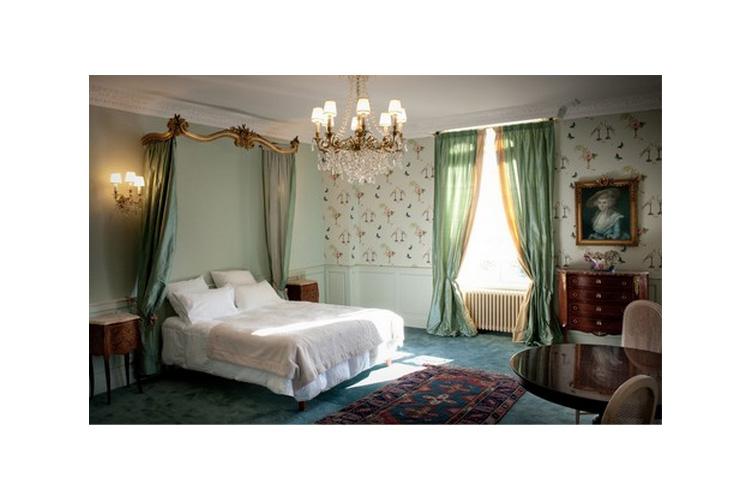 Chez Hortense Room - Château d'Apigné - Le Rheu
