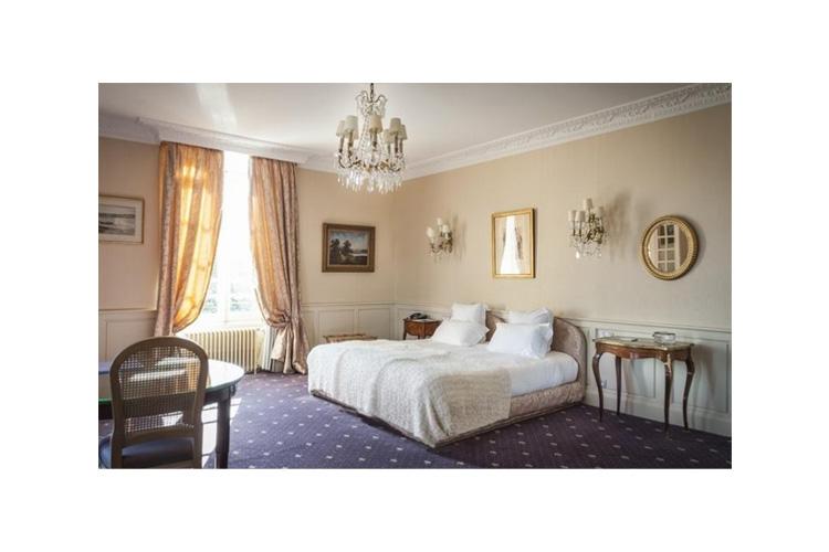 Chez Edouard Room - Château d'Apigné - Le Rheu