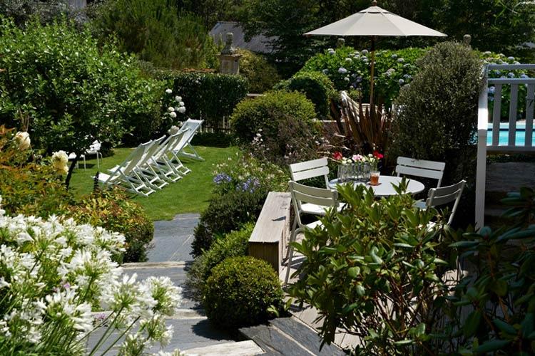 Garden - Le Lodge Kerisper - La Trinité-sur-Mer
