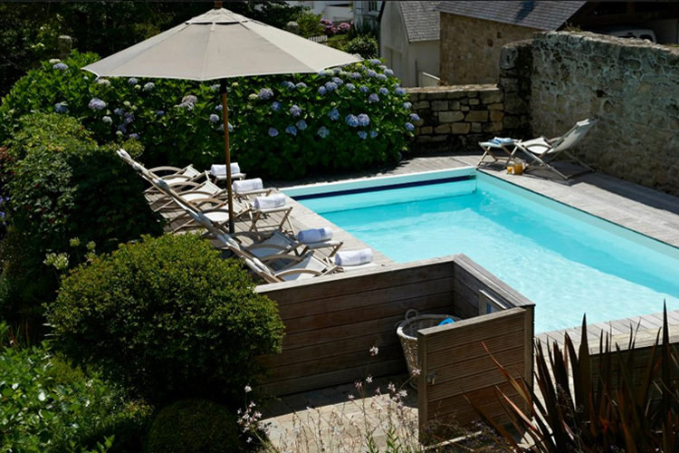 Swimming Pool - Le Lodge Kerisper - La Trinité-sur-Mer