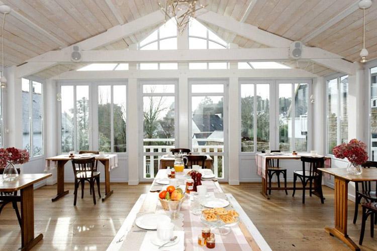 Breakfast Room - Le Lodge Kerisper - La Trinité-sur-Mer