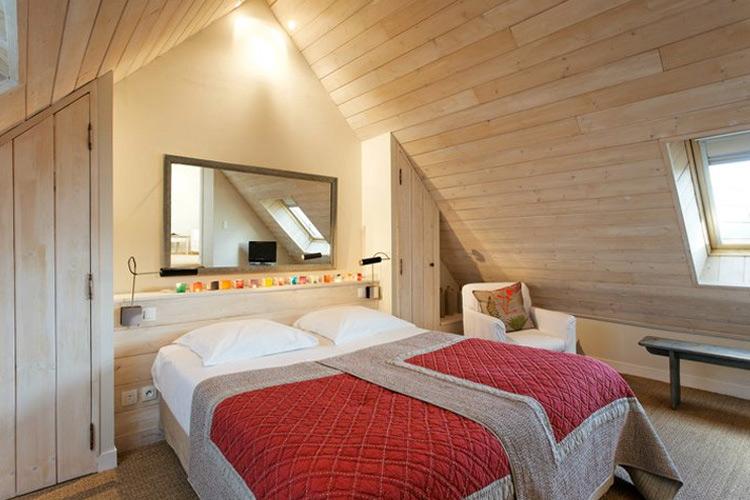 Double Room - Le Lodge Kerisper - La Trinité-sur-Mer