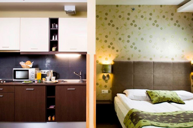Executive Double Room - Opera Garden Hotel & Apartments - Budapest