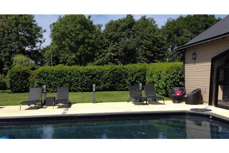 Swimming Pool - Le Val de Brangon - Baden