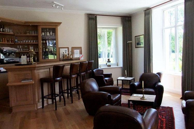 Bar - Manoir de Kergrec'h - Plougrescant