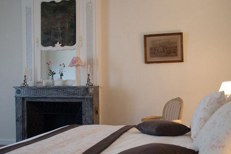 Double Room - Manoir de Kergrec'h - Plougrescant