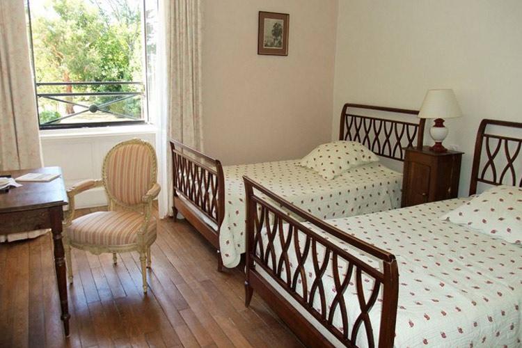Twin Room - Manoir de Kergrec'h - Plougrescant