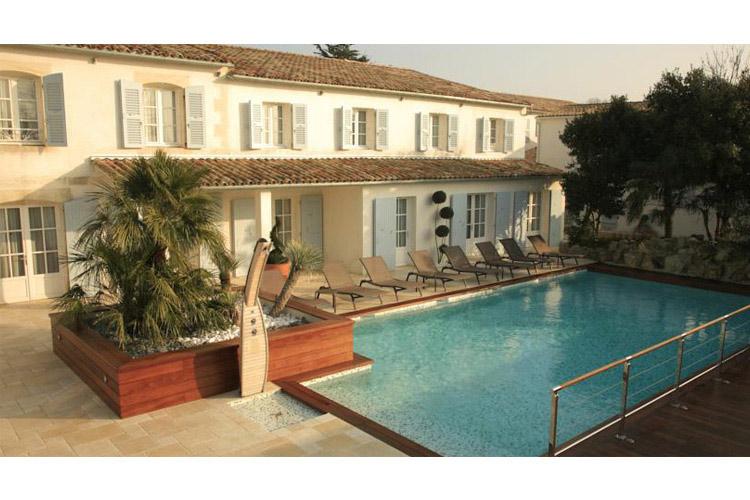 Swimming Pool - Le Clos Saint Martin Hôtel & Spa - Île de Ré