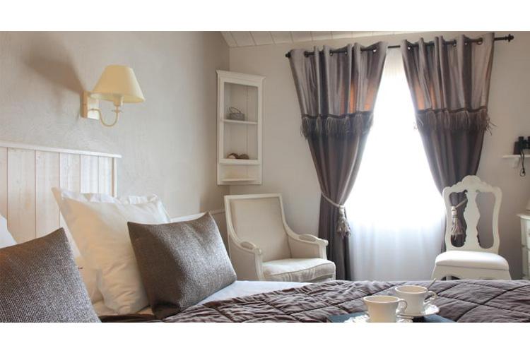 Deluxe Double Room - Le Clos Saint Martin Hôtel & Spa - Île de Ré