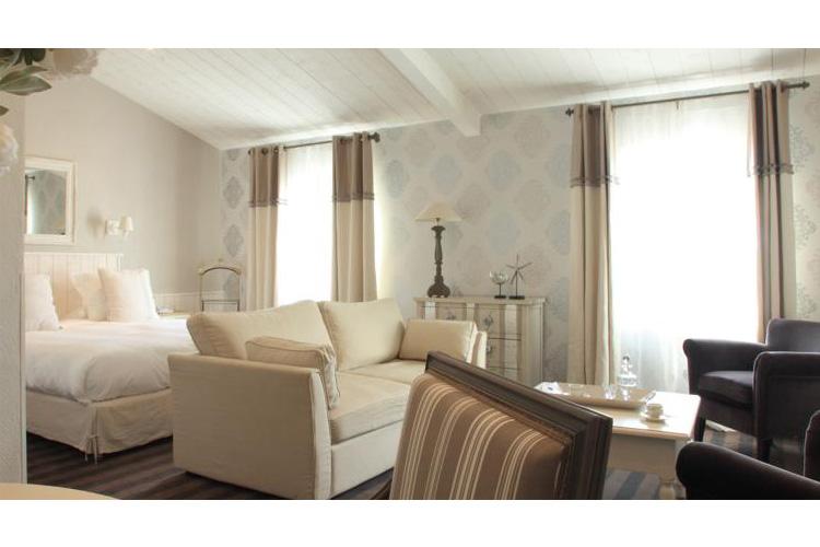 Prestige Suite - Le Clos Saint Martin Hôtel & Spa - Île de Ré