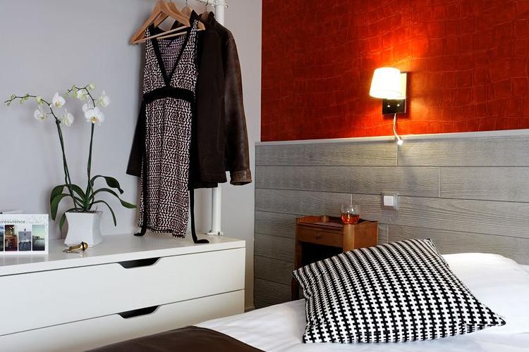 Croco Room - La Residence des Artistes - Roscoff