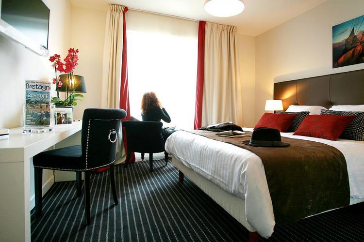 Perle Room - La Residence des Artistes - Roscoff