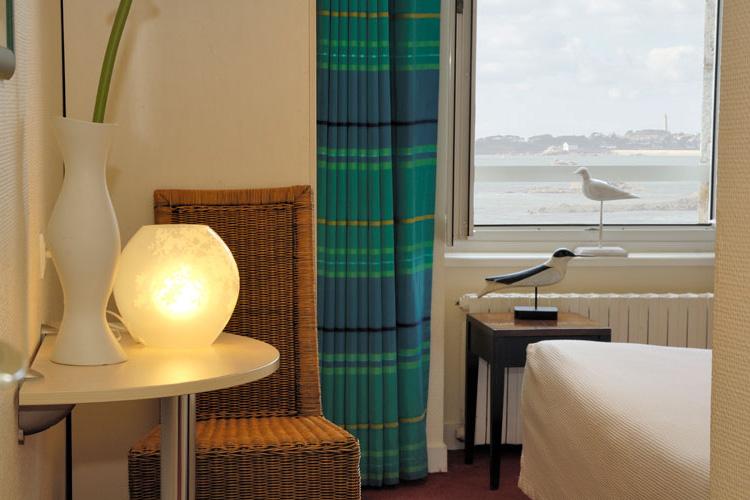 Rivage Room - L'Hôtel aux Tamaris - Roscoff