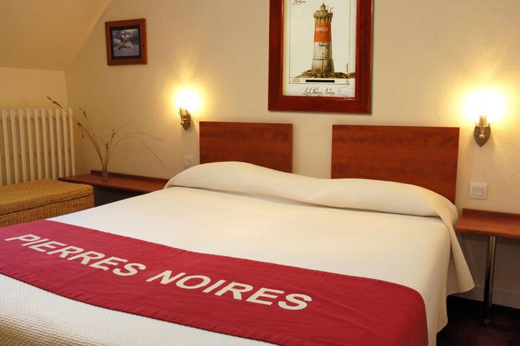 Horizon Sea View Room - L'Hôtel aux Tamaris - Roscoff