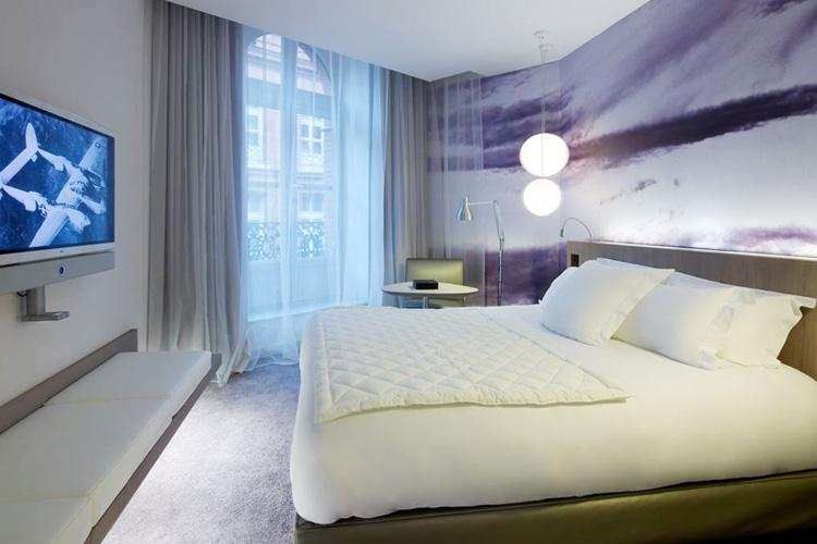 Privilege Room - Le Grand Balcon Hotel - Toulouse