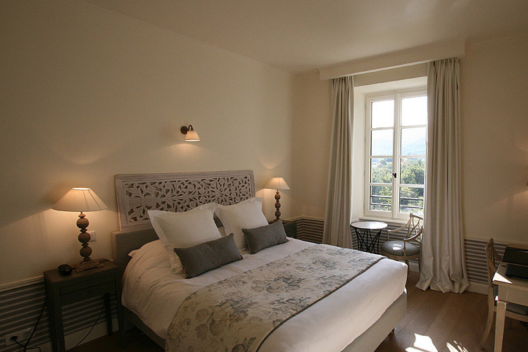Double Classic Room - Château les Oliviers de Salettes - Charols