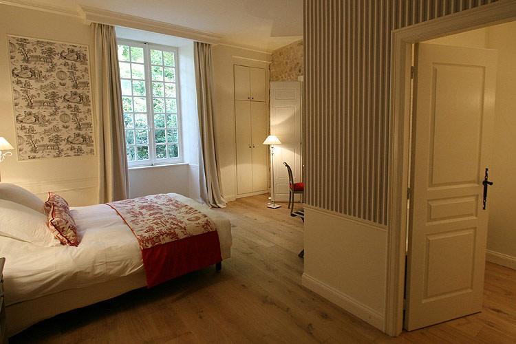 Double Deluxe Room - Château les Oliviers de Salettes - Charols