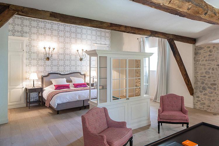 Suite Prestige - Château les Oliviers de Salettes - Charols