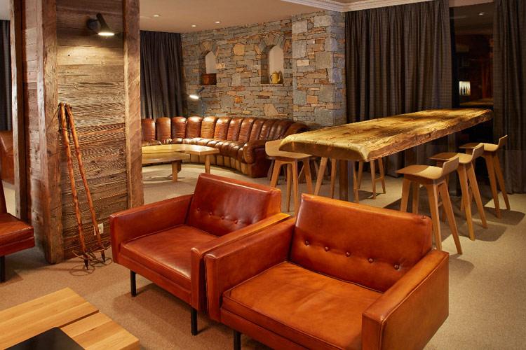 Interiors - Hotel des 3 Vallées - Courchevel