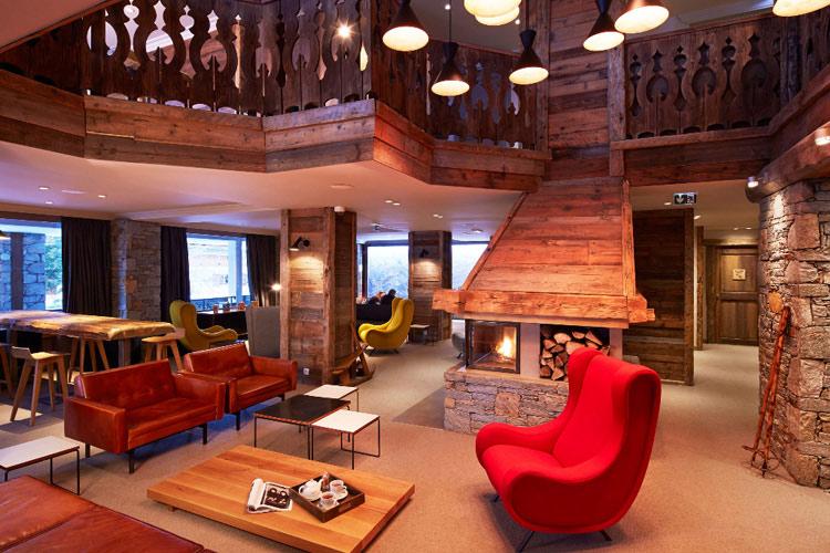 Common Area - Hotel des 3 Vallées - Courchevel