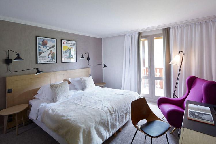 Comfort Room - Hotel des 3 Vallées - Courchevel