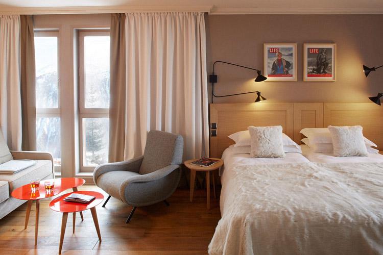 Privilege Room - Hotel des 3 Vallées - Courchevel
