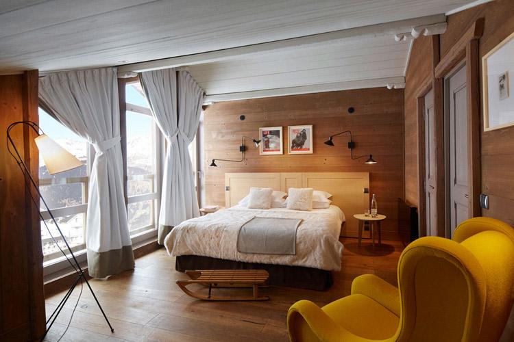 Suite - Hotel des 3 Vallées - Courchevel