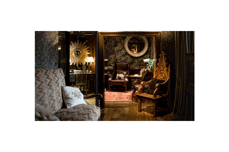 Heriot Room - The Witchery by the Castle - Edinburgh