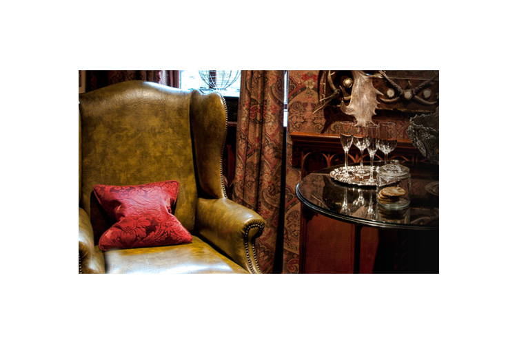 Sempill Suite - The Witchery by the Castle - Edinburgh