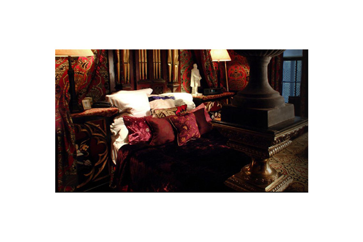 Vetry Suite - The Witchery by the Castle - Edinburgh