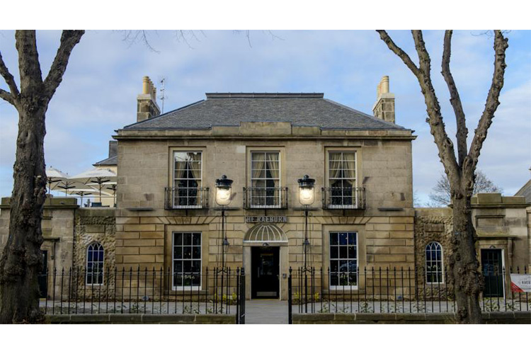 The raeburn a boutique hotel in edinburgh for Design hotel edinburgh