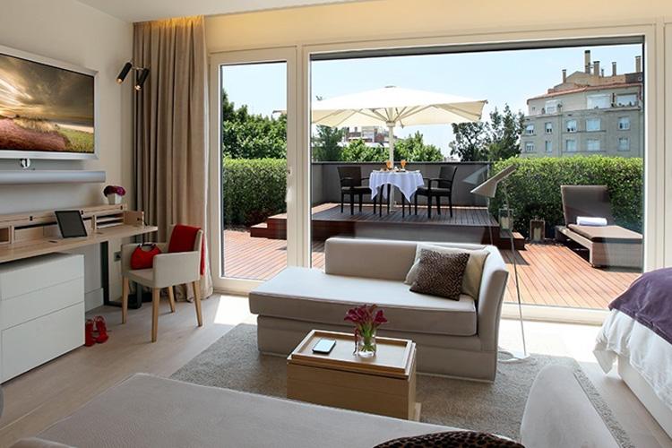 Suite Penthouse - ABaC Barcelona - Barcelona