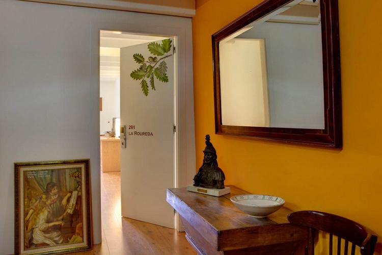 La Roureda Standard Double Room - Hotel La Freixera - Solsona