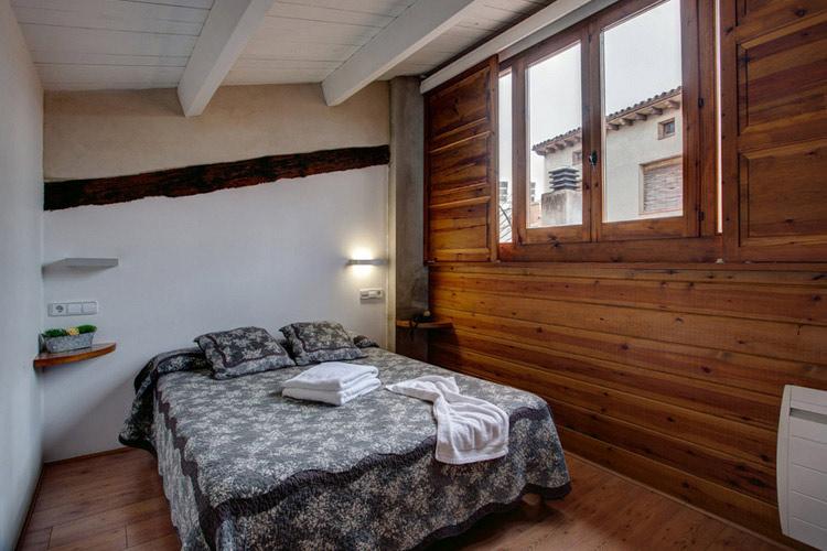 El Alzinar Superior Double Room - Hotel La Freixera - Solsona