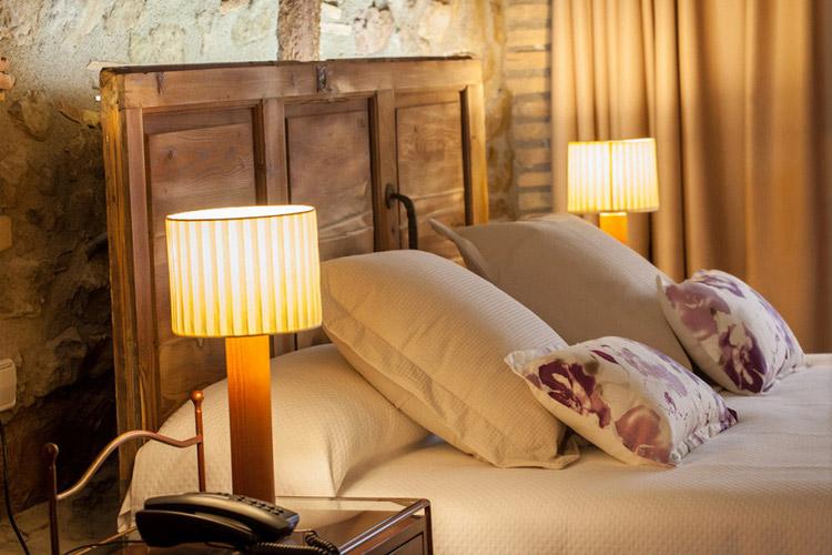 La Pineda Special Double Room - Hotel La Freixera - Solsona