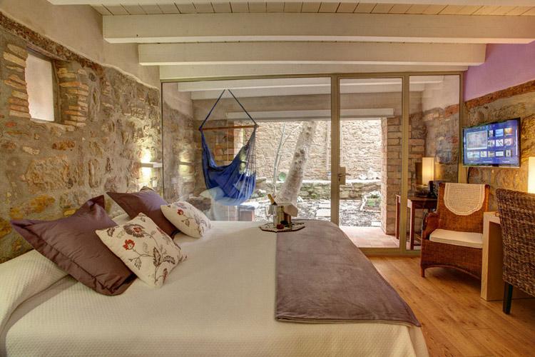 La Freixera Special Double Room - Hotel La Freixera - Solsona