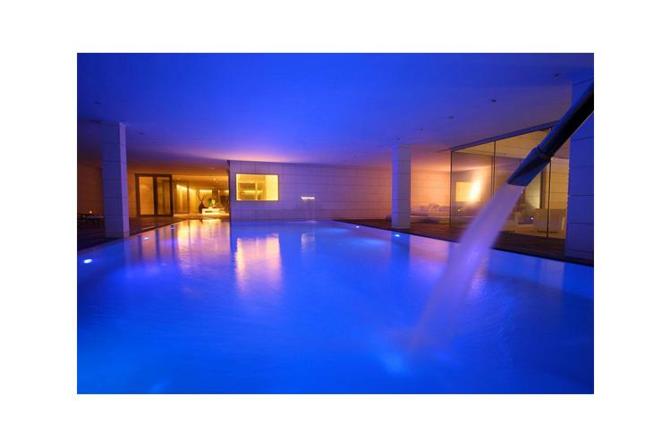 Indoor Swimming Pool - Finca Prats Hotel Golf & Spa - Lleida