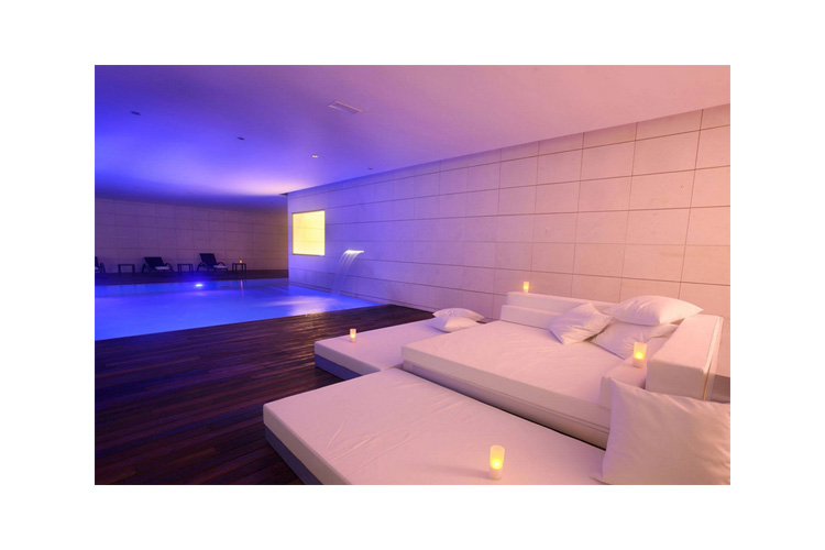 Spa Areas - Finca Prats Hotel Golf & Spa - Lleida
