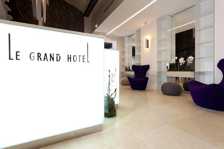 Grand hotel grenoble a boutique hotel in grenoble for Hotel design grenoble